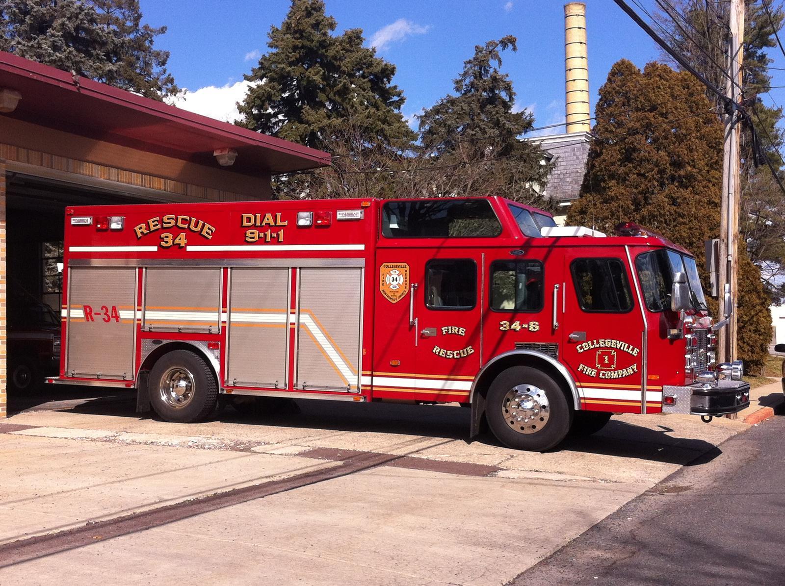 Collegeville Fire Company No  1