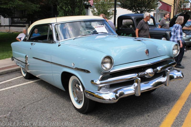 Collegeville Pa Car Show